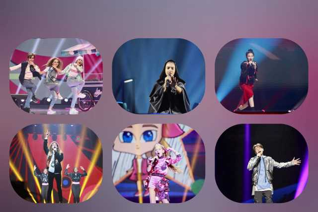 Junior Eurovision 2018: First Rehearsal for another set of 6 countries (France-FYR.Macdonia-Georgia-Ireland-Albania-Belarus)