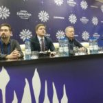 """JESC 2018 EBU Press Conference: Jon Ola Sand: """"We might see new countries participating in future Eurovision Song Contests"""""""