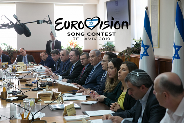 Israel: Budget cuts turn Cabinet's meeting into a battle ground over Eurovision hosting cost