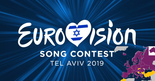 Eurovision 2019: The official EBU list of participating countries in Tel Aviv