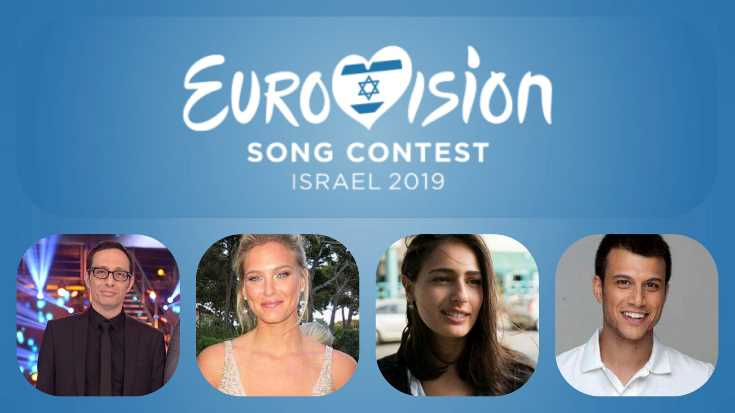 Eurovision 2019: Erez Tal and Bar Refaeli reported as potential Eurovision 2019 hosts