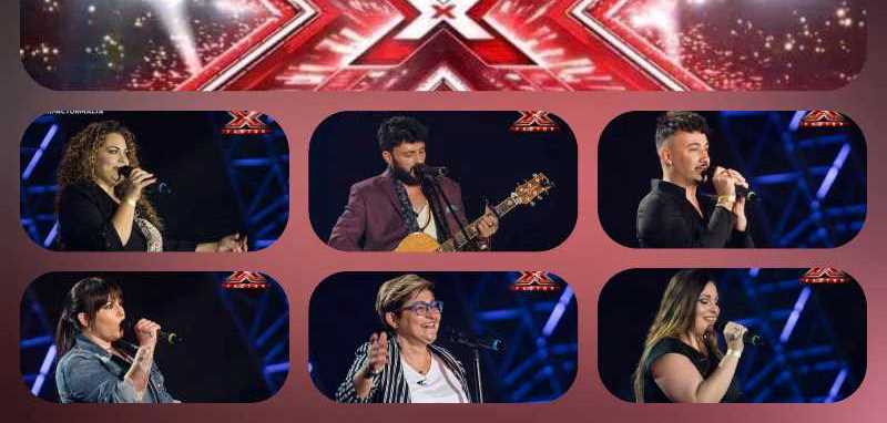 Malta: The six acts from the Overs' team that move on to the Judges' Houses round