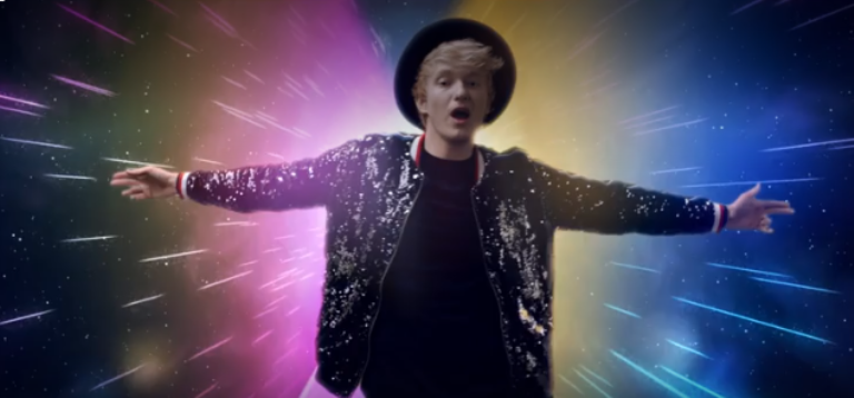 """Czech Republic: Jakub Ondra's new single """"Space Sushi"""" reported as his music proposal for Eurovision 2019"""