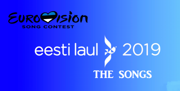 Estonia: ERR unveils the competing songs of Eesti Laul 2019