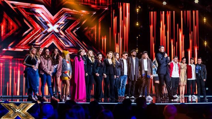 Malta: The 1st live show's results of X-Factor Malta