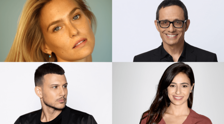 Eurovision 2019: These are the four hosts of the 64th Eurovision Song Contest