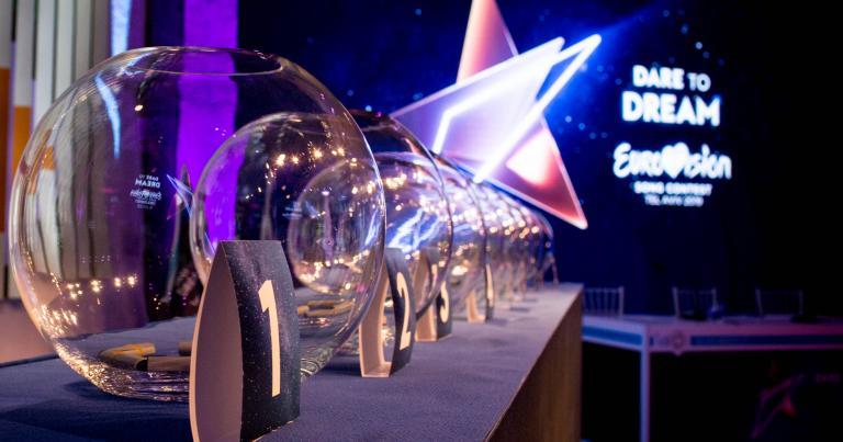 Eurovision 2019: The Semi-Final Allocation Draw