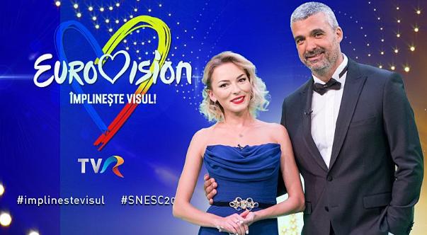Romania: Tonight the 1st semi final of Selecția Națională 2019