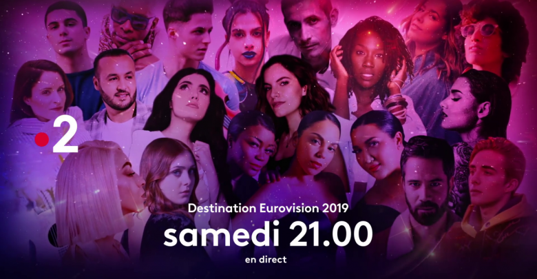 France: Tonight the 1st semi final of Destination Eurovision 2019