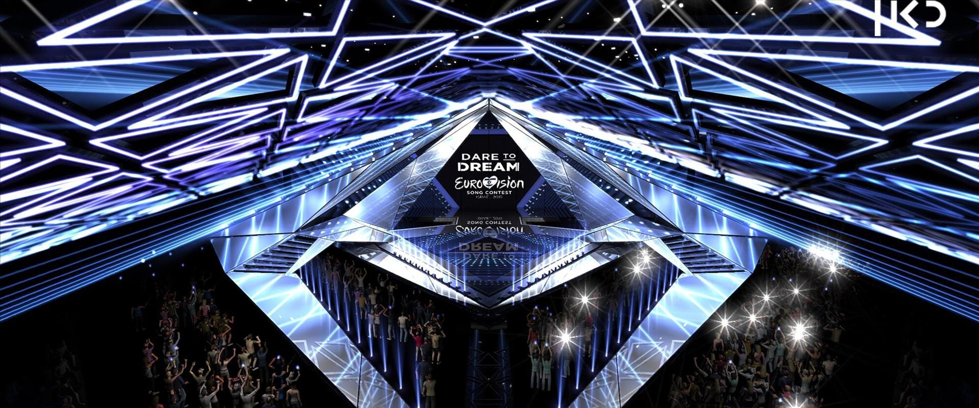 Eurovision 2019: KAN throws more light on stage design details
