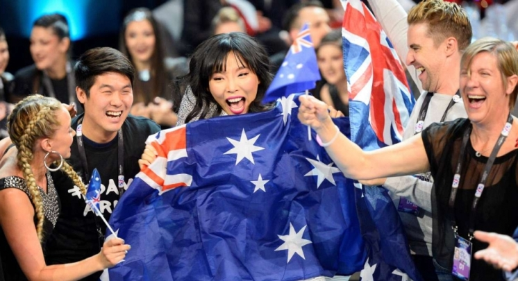 Australia: SBS and EBU agree to Aussies' Eurovision participation up to 2023