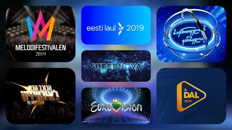 Tonight: Where to watch 7 countries' national selection shows