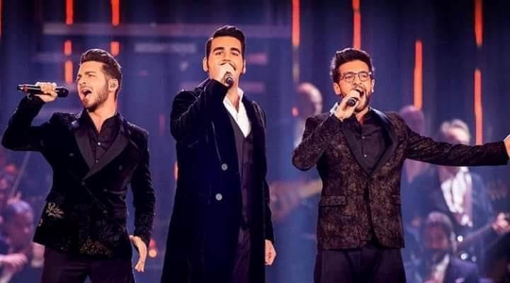 Italy: Il Volo respond to offensive press criticism during Sanremo Festival 2019
