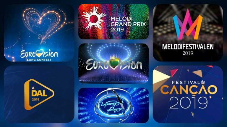 Tonight: Watch 7 national selection shows take place; Four more Eurovision 2019 acts to be determined