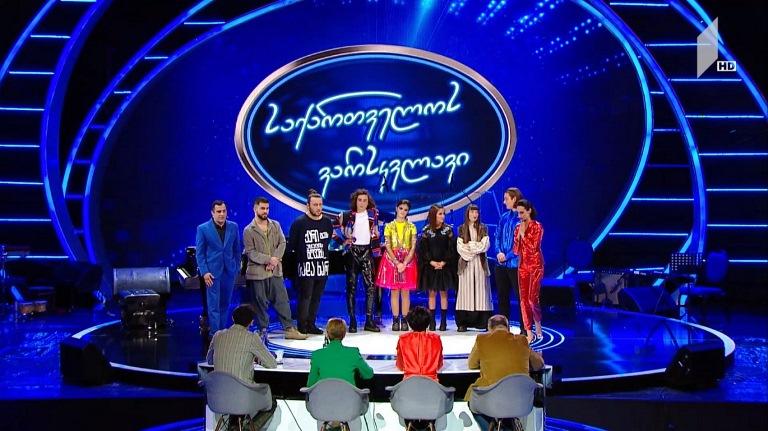 Georgia: Three potential Eurovision 2019 entries for Georgian Idol's final show