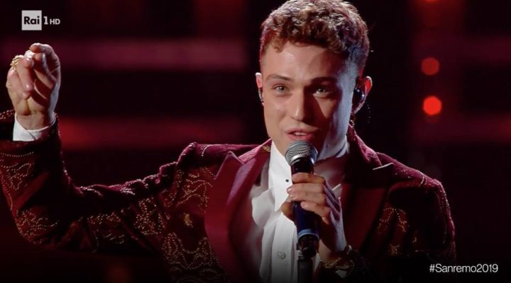 Italy: Sanremo 2019 third night song performances and results