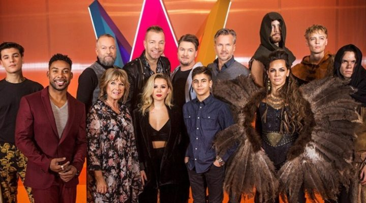 "Sweden: Listen to the snippets of the ""Melodifestivalen 2019"" Semi-Final 4 songs"