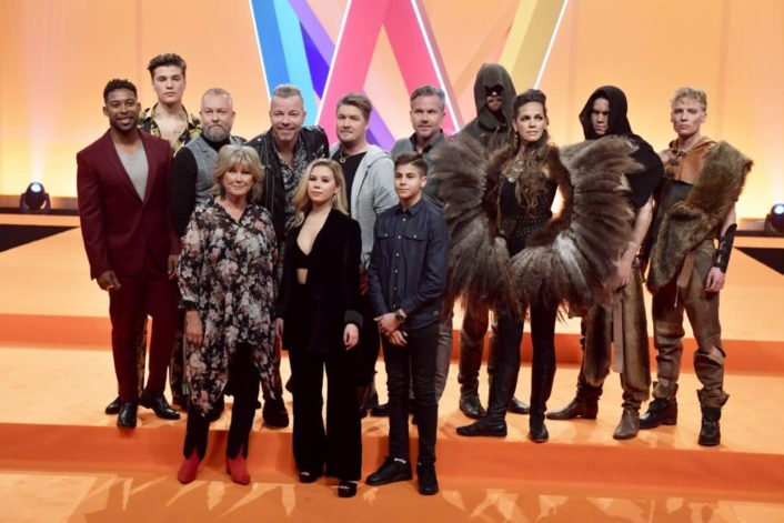 "Sweden: Rehearsal footage of the ""Melodifestivalen 2019"" 4th Semi-Final acts"