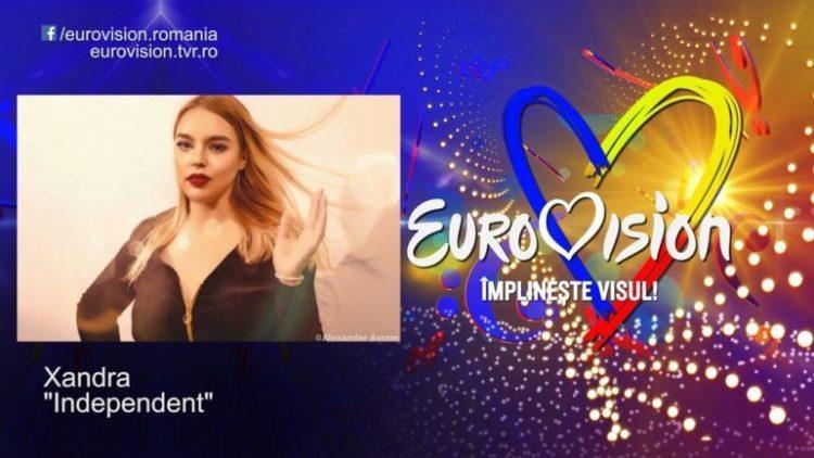 "Romania: Xandra – the third participant withdrawing from ""Selecția Națională 2019"""