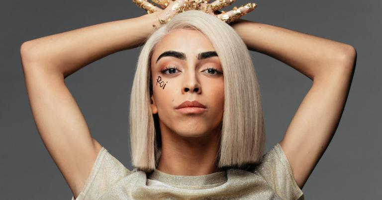 France: Bilal Hassani arrived in Israel for Eurovision postcard filming