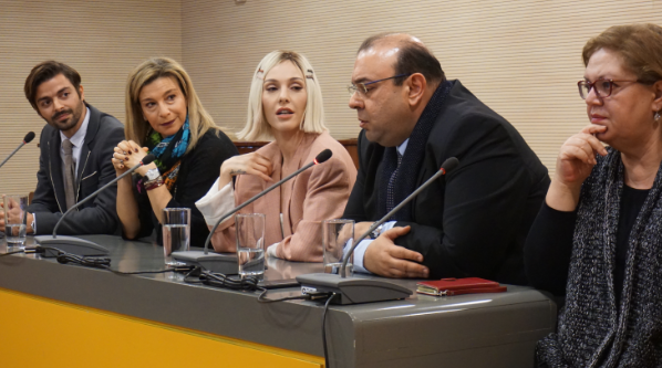 "Cyprus: Tamta's first official press conference; ""Replay"" to be released on March 5"