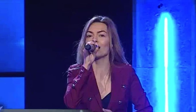 """Moldova: Anna Odobescu to  perform """"Stay"""" in Tel Aviv"""