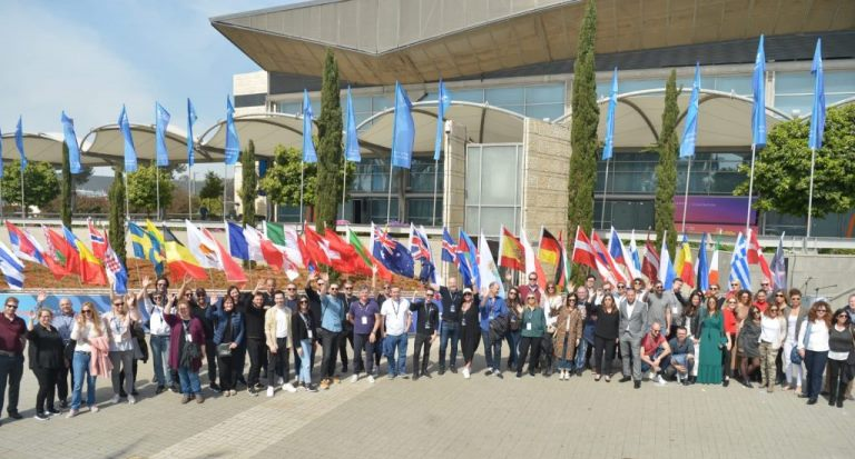 Eurovision 2019: The Head of Delegations tour the Eurovision venue