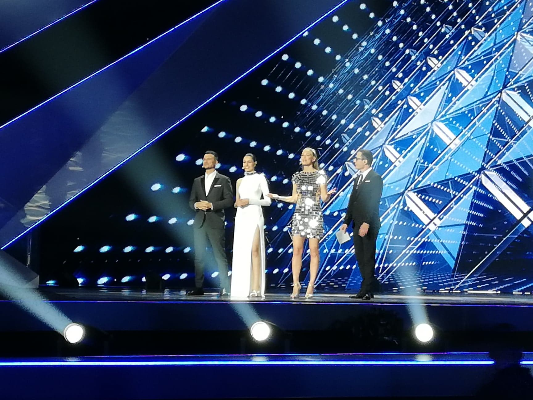 Tonight: The 1st Semi final of the Eurovision Song Contest 2019 takes place at Expo Tel Aviv
