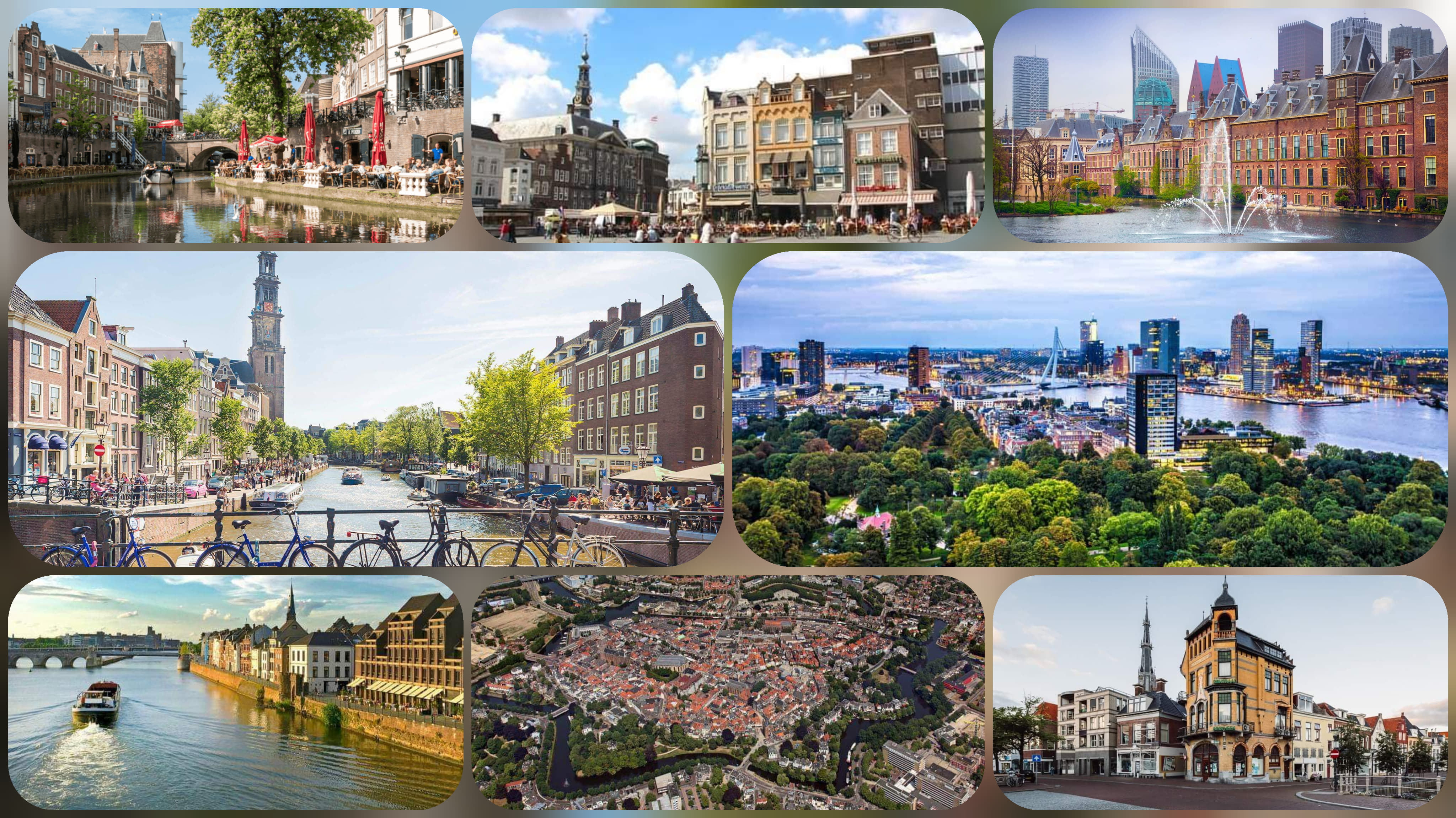 Eurovision 2020: The potential host cites and venues for the next contest in The Netherlands