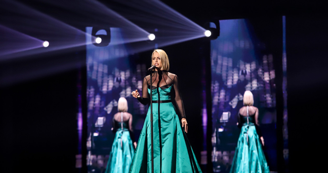 Tel Aviv Rehearsals Day 4: Next to rehearse is Tamara from North Macedonia