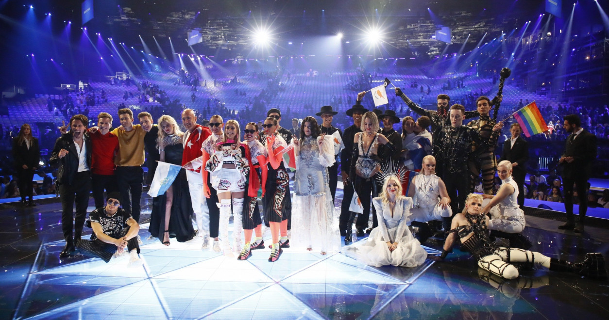 Eurovision 2019: The first 10 qualifying countries of the 1st Semi final