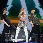 Belarus: Zena's makes her first rehearsal