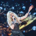 Serbia:  Nevena Božović takes the stage for her first rehearsal