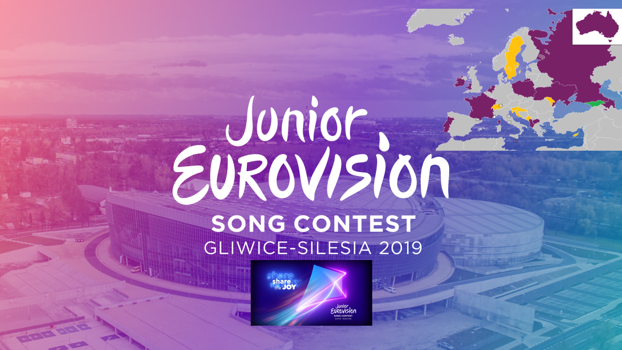 Junior Eurovision 2019: Ukraine, Azerbaijan and Malta confirm participation
