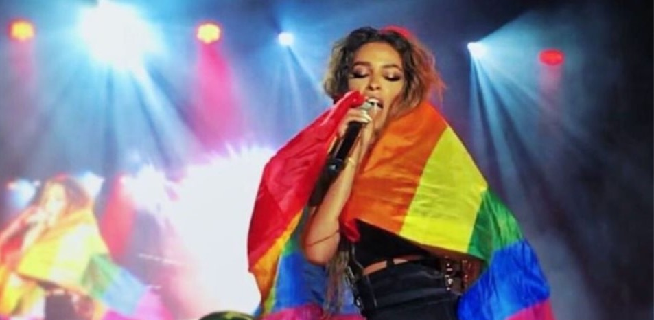 Eleni Foureira slays on the Athens Pride 2019 stage!