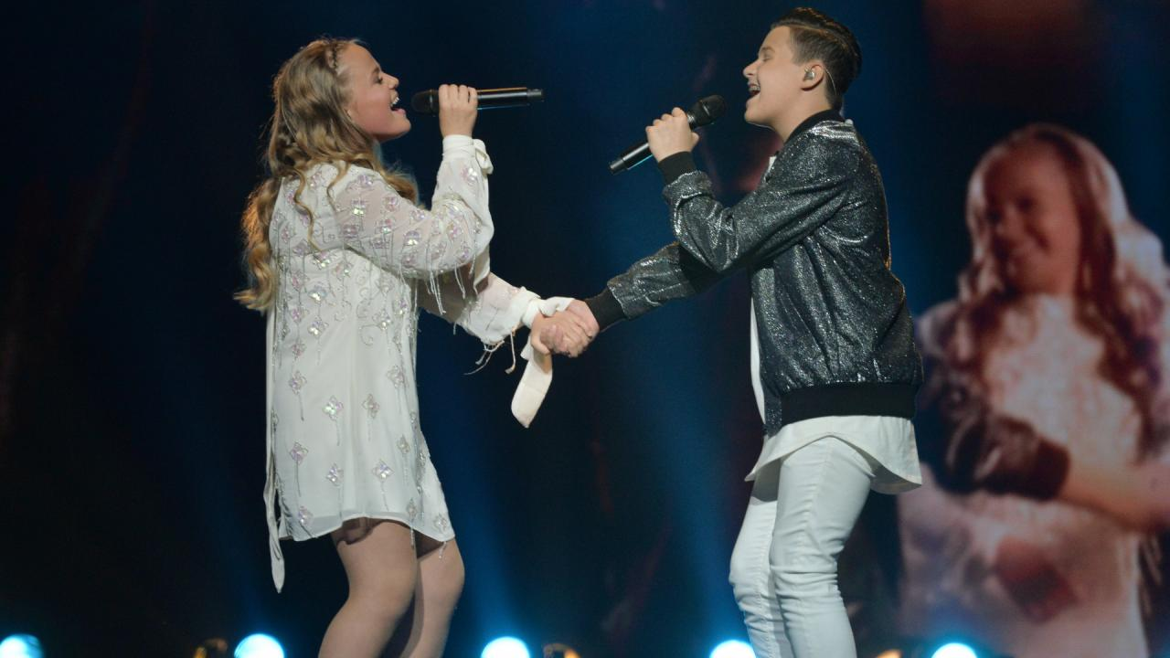 The Netherlands JESC 2019: These are the 12 finalists of Junior Songfestival 2019