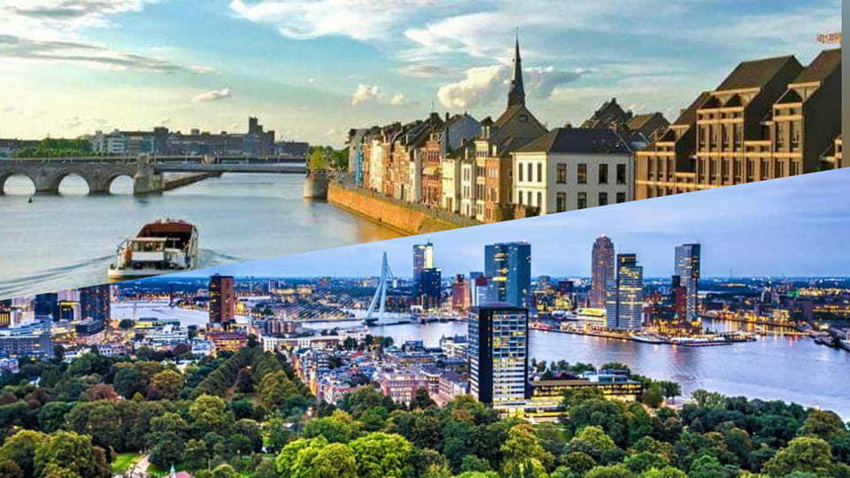 Maastricht or Rotterdam? An overall look at the two candidate Eurovision 2020 host cities