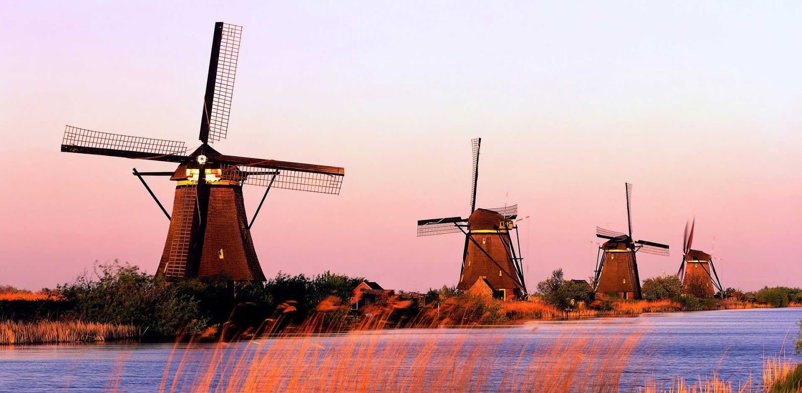 The Netherlands: The UNESCO World Heritage Foundation potential official Eurovision 2020 partner?