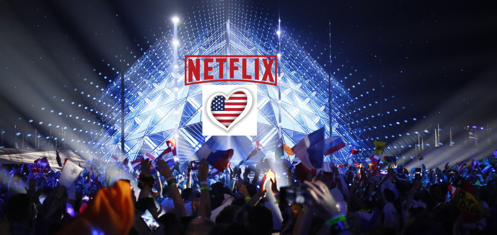 United States: EBU agreement with Netflix brings Eurovision 2019 and 2020 in the U.S
