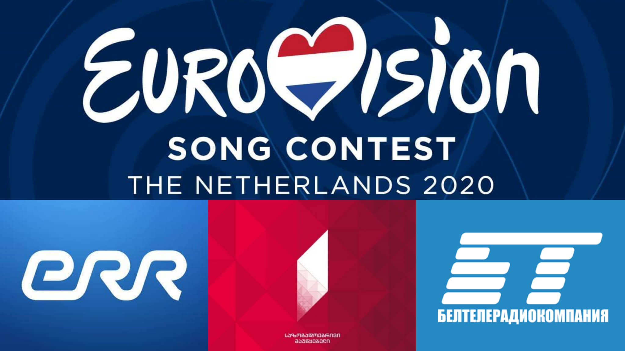 Eurovision 2020 participations: Estonia, Georgia and Belarus will be present in The Netherlands