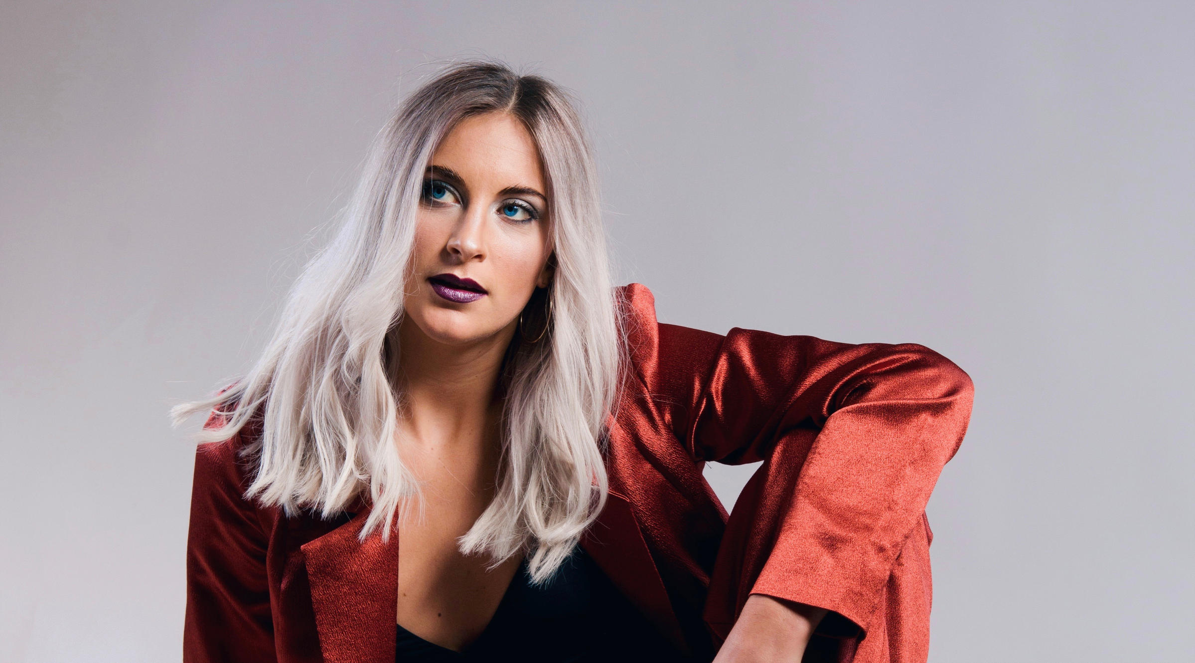 Amanda Aasa wins Melodifestivalen 2020 ticket through P4 Nästa
