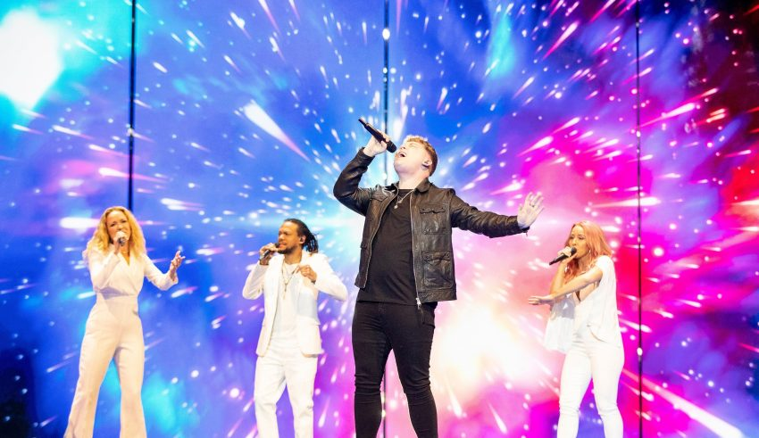 United Kingdom: BBC joins forces with BMG for Eurovision 2020