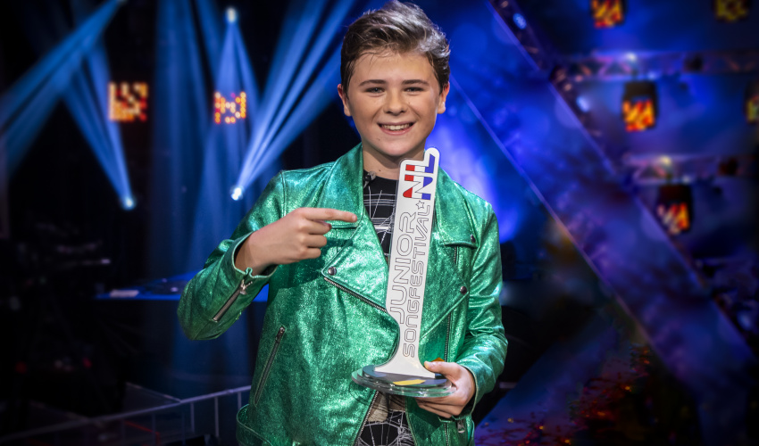 """The Netherlands JESC 2019: Matheu to Junior Eurovision 2019 with his entry """"Dans Met Jou"""""""