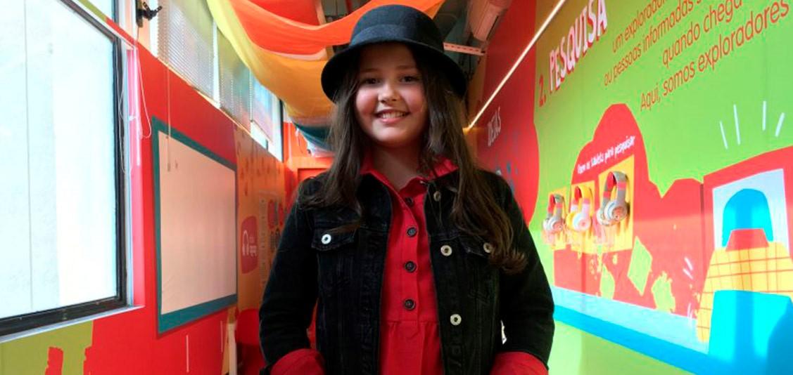 """Portugal JESC 2019: Joana Almeida to sing """"Vem Comigo"""" at Junior Eurovision"""