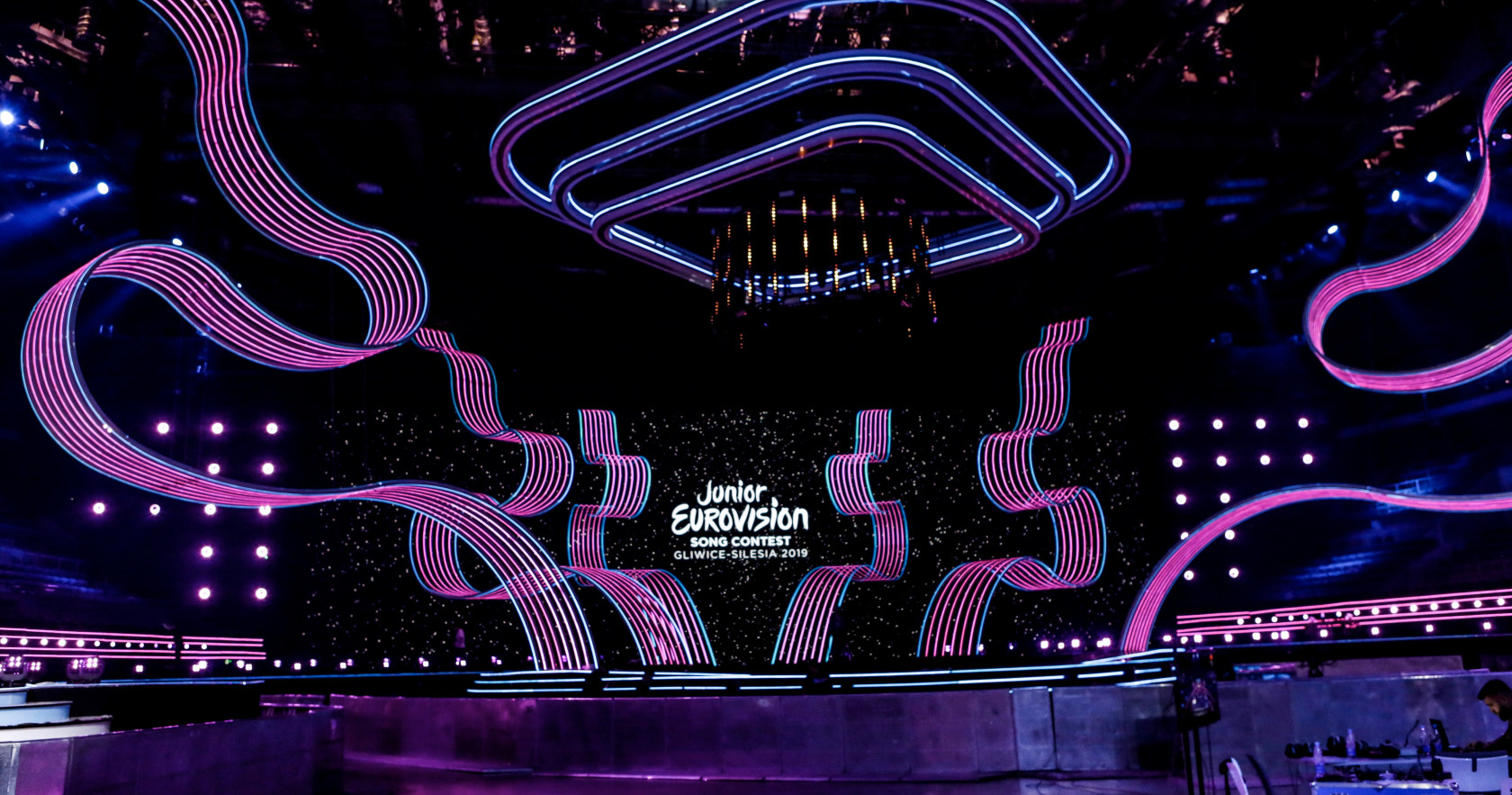 Arena Gliwice: Junior Eurovision 2019 rehearsals kick off with the first set of countries