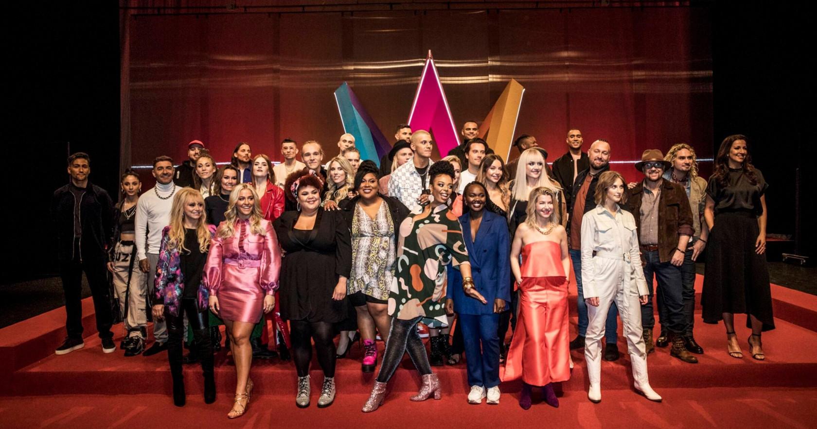 Sweden: The 28 Melodifestivalen 2020 participants unveiled