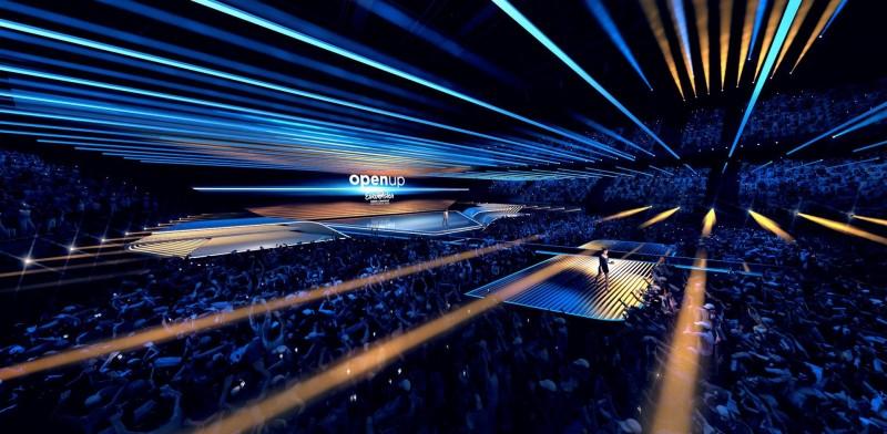 Eurovision 2020: NPO reveals Eurovision 2020 stage design