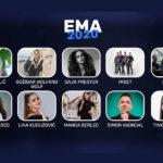 Slovenia: RTVSLO reveals the EMA 2020 participants