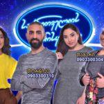 Georgia:Tonight the Georgian Idol's final show