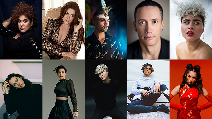 "Australia: Listen to all the competing entries of ""Eurovision: Australia Decides 2020"""